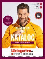 Weingarten Mode Prospekt