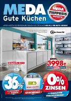 MEDA Küchenfachmarkt Prospekt