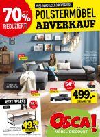 OSCA! Möbel-Discount Prospekt