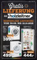 Holzleitner Elektrogeräte Prospekt