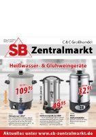SB-Zentralmarkt Prospekt