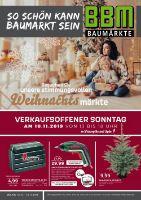 BBM Baumarkt Prospekt