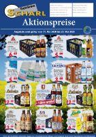 Getränke Scharl Prospekt
