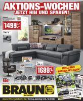 BRAUN Möbel-Center Prospekt