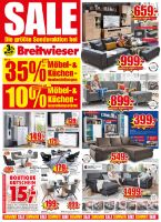 Wohnland Breitwieser Prospekt