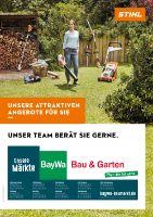 BayWa Bau- & Gartenmarkt Prospekt