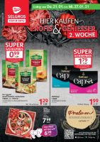 SELGROS Cash & Carry Prospekt