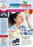 Reformhaus Ebken Prospekt