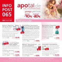 Apotal Prospekt