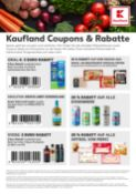 Kaufland Coupon Prospekt