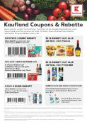 Kaufland Coupon Prospekt