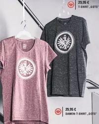 T-Shirt Gots von Eintracht Frankfurt