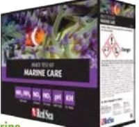 Marine Care Test Kit von Red Sea