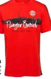 T-Shirt Eller Men von Fortuna Düsseldorf