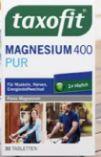 Taxofit Magnesium 400 von Klosterfrau