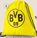 FC BVB Turnbeutel