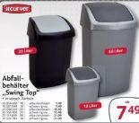 Abfallbehälter Swing-Top von Curver