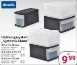 Ordnungssystem Systemix Mono von Rotho