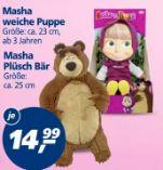 Masha weiche Puppe von Simba
