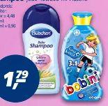 Shampoo & Schaumbad von Bobini
