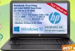 Notebook 15ac110 ng von Hewlett Packard (HP)