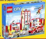 City Große Feuerwehrstation 60110 von Lego