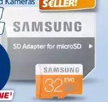 Highspeed-microSDHC-Karte von Samsung