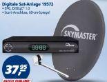Digitale Sat-Anlage 19572 von Skymaster