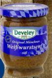 Original Münchner Weißwurstsenf von Develey