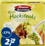 Hacksteaks von Sonnen-Bassermann