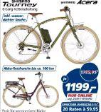 Alu-Elektro-Fahrrad Navigator Flair 28er von Prophete