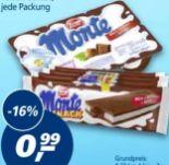 Monte Milchdessert von Zott
