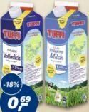 Fettarme Milch von Tuffi