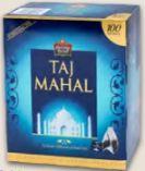 Taj Mahal Black-Tea-Bags von Brooke Bond