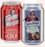 Rum & Cola von Captain Morgan