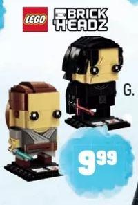 Brickheadz von Lego