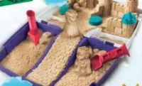 Faltbarer Sandkasten von Kinetic Sand