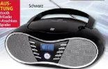 Bluetooth-Boombox P60BT von Dual