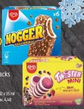 Family Multipacks von Langnese