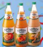 Orangensaft von Sachsenobst
