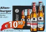 Bier von Altenburger Destillerie & Liqueurfabrik