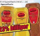 Senf-Spezialitäten von Händlmaier's