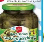 Bayerisches Gurkenfässchen von Hochholzer