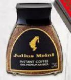 Instant Kaffee von Julius Meinl