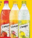 Fruity-Limonaden von Schweppes