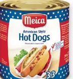 American Style Hot Dogs von Meica