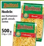 Nudeln von Buitoni