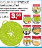 Spritzschutz 7in1 von Gourmetmaxx