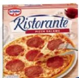 Ristorante Pizza Salame von Dr. Oetker