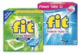 Spülmaschinen-Tabs von Fit